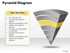 Ppt Food Pyramid PowerPoint Template Motivational Needs Structure Templates