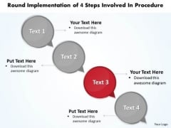 Ppt Four Consequence Of Some Action PowerPoint Templates