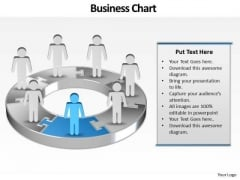 Ppt Group Of Business PowerPoint Presentations People 3d Pie Chart Templates