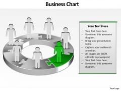 Ppt Group Of Describing People PowerPoint Presentation With 3d Pie Chart Templates