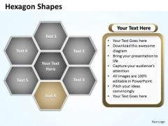 Ppt Hexagon Shapes Pattern Editable PowerPoint World Map Presentation Business Templates