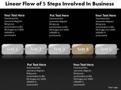 Ppt Linear Flow Of Diamond Mining Process PowerPoint Presentation Templates