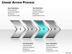 Ppt Linear Illustration Of Writing Process PowerPoint Presentation Templates