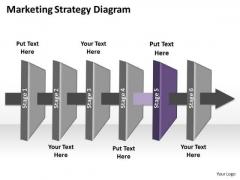 Ppt Linear Process International Social Slides Startegy Layout PowerPoint Templates