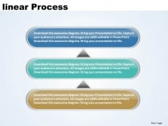 Ppt Linear Writing Process PowerPoint Presentation 3 Stage Templates