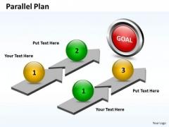 Ppt Parallel Plan Explain Scientific Method Steps PowerPoint Presentation Business Templates