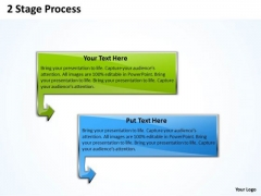 Ppt Planning Communication Process PowerPoint Presentation Of 2 Stages Templates