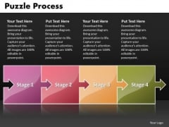 Ppt Puzzle Process Social Network PowerPoint Backgrounds Startegy Templates