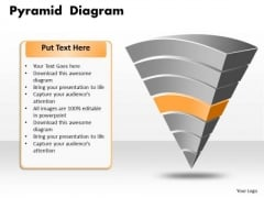 Ppt Pyramid Motivational Needs Animate Chart PowerPoint 2010 Templates