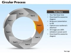 Ppt Recycle Nursing Process PowerPoint Presentation Circular Manner Stage 2 Templates