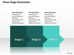 Ppt Sequential Way To Prevent Business Losses Three Steps PowerPoint Templates