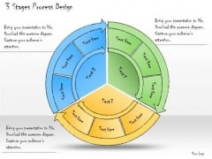 Ppt Slide 3 Stages Process Design Consulting Firms