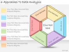 Ppt Slide 6 Approaches To Data Analysis Sales Plan