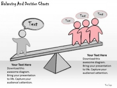 Ppt Slide Balancing And Decision Charts Consulting Firms
