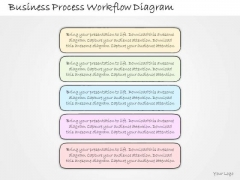 Ppt Slide Business Process Workflow Diagram Plan