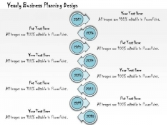 Ppt Slide Yearly Business Planning Design Strategic