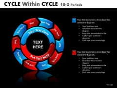 Ppt Slides Cycle Charts In PowerPoint 10 Stages