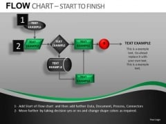 Ppt Slides Flow Charts Diagrams For PowerPoint