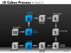 Ppt Slides Flow Process Diagrams PowerPoint