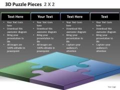 Ppt Slides Puzzle Pieces