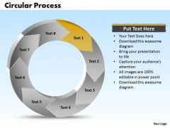 Ppt Stage 1 In Reduce Reuse Recycle Process Circular Manner PowerPoint Templates