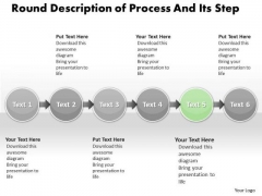 Ppt Step By Step Business Pre Process PowerPoint Templates