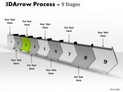 Ppt Template Continous New Business Representation Resources Flow Process Diagram 4 Design