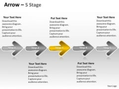 Ppt Template Evolution Of 5 Stages Marketing Plan Corporate Strategy PowerPoint 4 Image