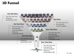 Ppt Templates Buying Funnel PowerPoint Slides