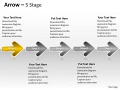 Ppt Theme Evolution Of 5 Stages Marketing Plan Partnership Management PowerPoint 2 Design