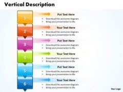 Ppt Vertical Practice The PowerPoint Macro Steps 6 Templates