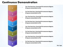 Ppt Vertical Scientific Method Steps PowerPoint Presentation 8 1 Templates