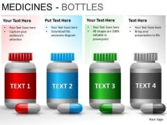 Prescription Medicine Medical Bottle PowerPoint Slides And Ppt Diagram Templates