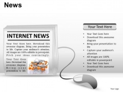 Press News PowerPoint Slides And Ppt Diagram Templates