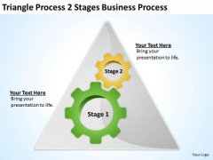 Process 2 Stages Business Ppt 1 Download Plan Template PowerPoint Templates