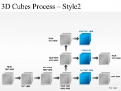 Process Flowchart Diagram PowerPoint Ppt Slides