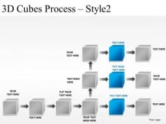 Process Flowchart PowerPoint Slides And Ppt Templates