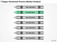 Process Market Analysis Ppt Business Plan Template PowerPoint Templates