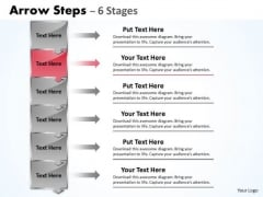 Process Ppt Theme Vertical 6 Scientific Method Steps PowerPoint Presentation Downward 3 Design