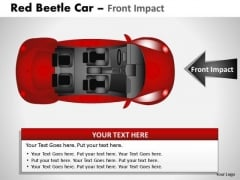 Profession Red Beetle Car PowerPoint Slides And Ppt Diagram Templates