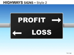 Profit Loss Finance PowerPoint Slides And Ppt Template Diagrams