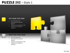Puzzle Solution Business PowerPoint Slides And Editable Ppt Templates