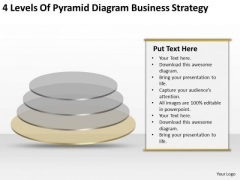 Pyramid Diagram Business Development Strategy Ppt Plan PowerPoint Slides