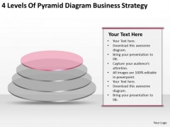 Pyramid Diagram Business Strategy Innovation Ppt Plan PowerPoint Templates