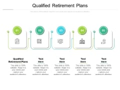 Qualified Retirement Plans Ppt PowerPoint Presentation Professional Designs Download Cpb