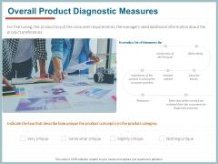 Qualitative Concept Testing Overall Product Diagnostic Measures Ppt PowerPoint Presentation Slides Graphics Tutorials PDF