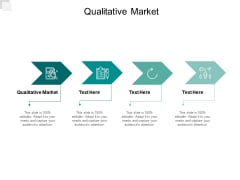 Qualitative Market Ppt PowerPoint Presentation Example File Cpb