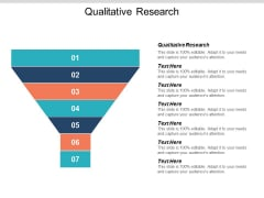 Qualitative Research Ppt PowerPoint Presentation Layouts Visuals Cpb