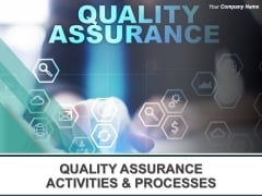 Quality Assurance Activities And Processes Ppt PowerPoint Presentation Complete Deck With Slides