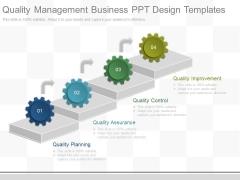 Quality Management Business Ppt Design Templates